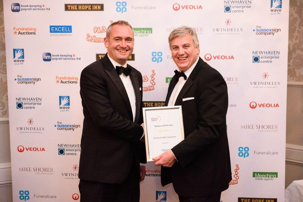 Business of the year - Second place